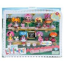 ララループシー 人形 ドール Mini Lalaloopsy Dolls Classroom Picture by MGAララループシー 人形 ドール