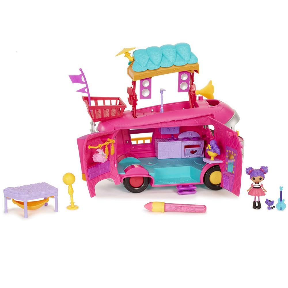 ララループシー 人形 ドール Lalaloopsy Storm E.' s Camper Minis Playsetララループシー 人形 ドール