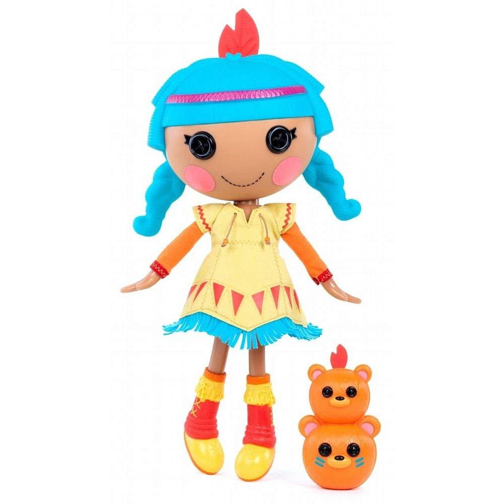 ララループシー 人形 ドール Lalaloopsy Doll - Feather Tell-a-Taleララループシー 人形 ドール