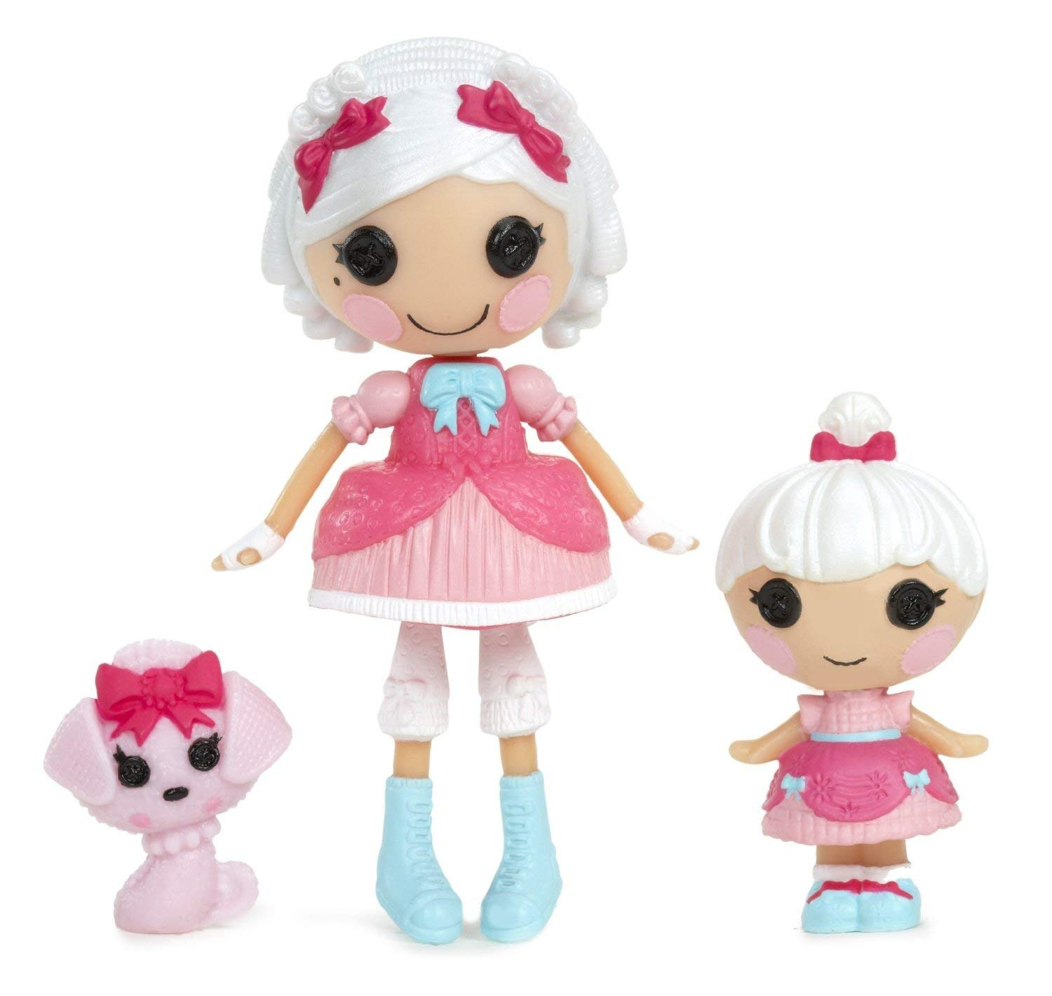 ララループシー 人形 ドール Lalaloopsy Mini Littles Suzette La Sweet and Mimi La Sweet Dollララループシー 人形 ドール