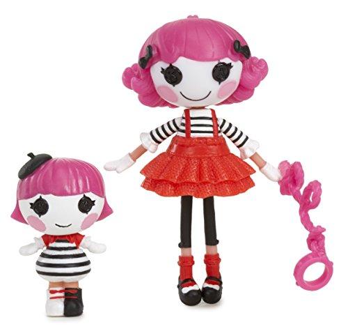 ララループシー 人形 ドール 【送料無料】Lalaloopsy Mini Littles Doll- Charlotte and Sherriララループシー 人形 ドール