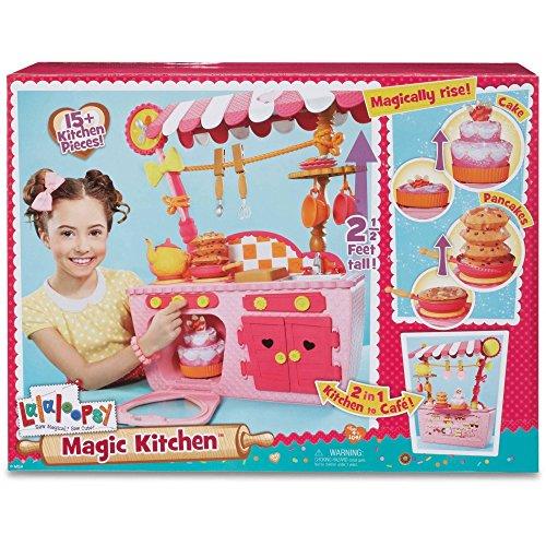 ララループシー 人形 ドール 【送料無料】Lalaloopsy(TM) 2-in-1 Magic Kitchen(TM) Set (15+ Pieces)ララループシー 人形 ドール