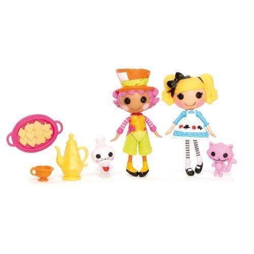 ララループシー 人形 ドール MINI LALALOOPSY DOLLS 2 PACK-