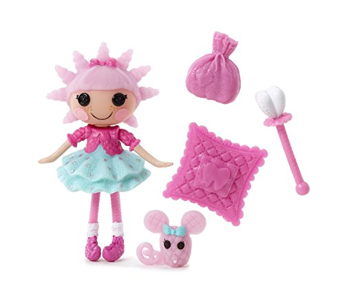 ララループシー 人形 ドール 【送料無料】Lalaloopsy Mini Smile E. Wishes Dollララループシー 人形 ドール