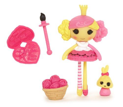 ララループシー 人形 ドール Lalaloopsy Mini Lala Oopsie Doll, Princess Juniperララループシー 人形 ドール
