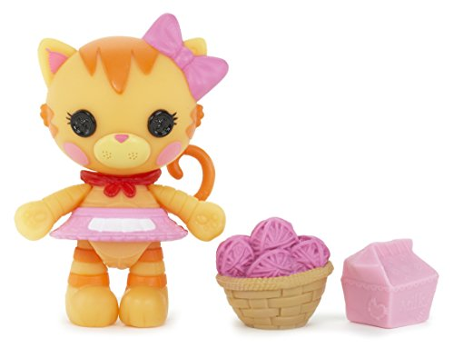 ララループシー 人形 ドール Lalaloopsy Mini Pet Pals Doll- Purrty Kitten Pawsララループシー 人形 ドール