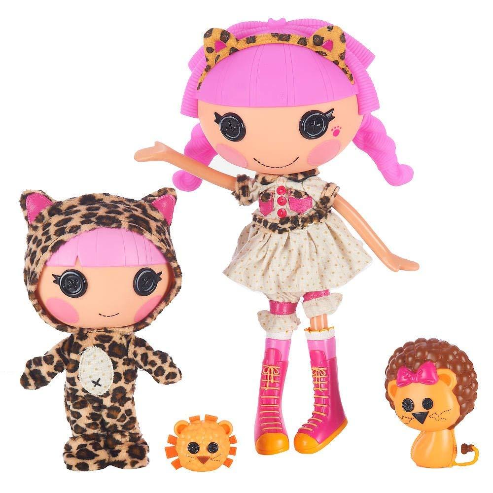 ララループシー 人形 ドール Lalaloopsy Sisters Dolls - Kat Jungle Roar and Whiskers Lion's Roarララループシー 人形 ドール