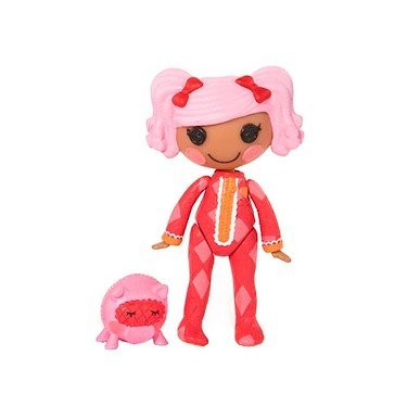 ララループシー 人形 ドール Lalaloopsy Mini Peppers Midnight Snackララループシー 人形 ドール