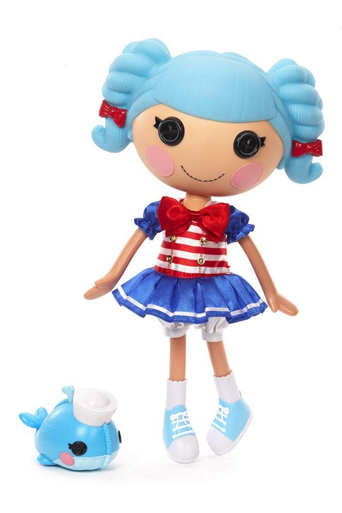ララループシー 人形 ドール MGA Lalaloopsy Doll Marina Anchorsララループシー 人形 ドール