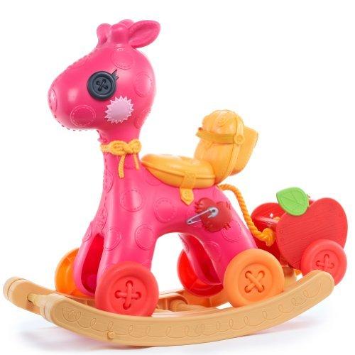 ララループシー 人形 ドール Lalaloopsy Littles 2-in-1 Rocker and Stroller by MGA Entertainmentララループシー 人形 ドール