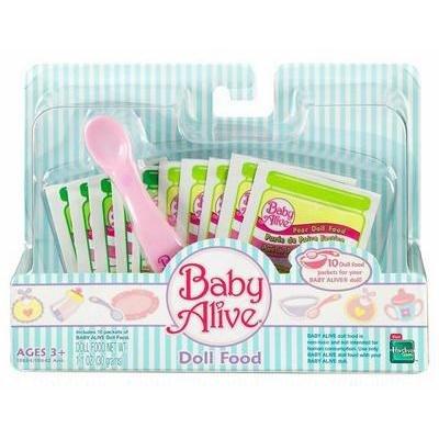 ベビーアライブ 赤ちゃん おままごと ベビー人形 Hasbro Baby Alive Food Accessory Packベビーアライブ 赤ちゃん おままごと ベビー人形