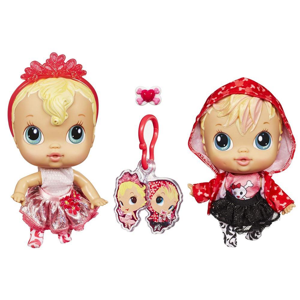 ベビーアライブ 赤ちゃん おままごと ベビー人形 Baby Alive Crib Life Twinsベビーアライブ 赤ちゃん おままごと ベビー人形