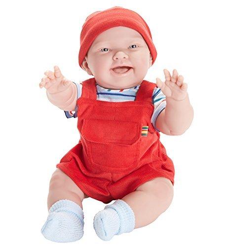 ジェーシートイズ 赤ちゃん おままごと ベビー人形 JC Toys Nico Realistic Doll Baby Doll, 18 by JC Toysジェーシートイズ 赤ちゃん おままごと ベビー人形