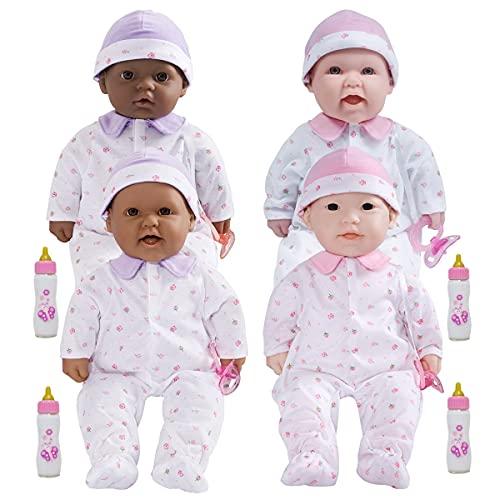 ジェーシートイズ 赤ちゃん おままごと ベビー人形 JC Toys Loveable 16