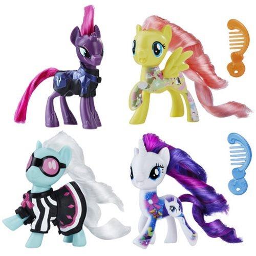 マイリトルポニー ハズブロ hasbro、おしゃれなポニー かわいいポニー ゆめかわいい 【送料無料】My Little Pony Friends Mini-Figures Wave 7 Setマイリトルポニー ハズブロ hasbro、おしゃれなポニー かわいいポニー ゆめかわいい