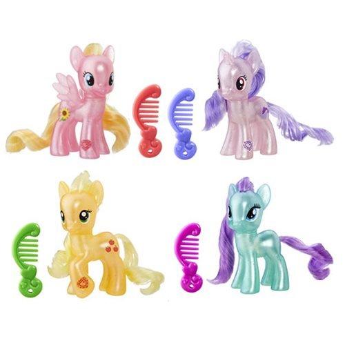 マイリトルポニー ハズブロ hasbro、おしゃれなポニー かわいいポニー ゆめかわいい 【送料無料】My Little Pony Explore Equestria Basic Figures WAVE 5 SETマイリトルポニー ハズブロ hasbro、おしゃれなポニー かわいいポニー ゆめかわいい