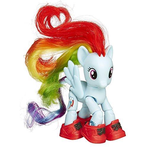 マイリトルポニー ハズブロ hasbro、おしゃれなポニー かわいいポニー ゆめかわいい My Little Pony Friendship is Magic Rainbow Dash Sightseeing Figureマイリトルポニー ハズブロ hasbro、おしゃれなポニー かわいいポニー ゆめかわいい
