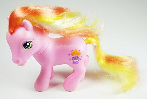 マイリトルポニー ハズブロ hasbro、おしゃれなポニー かわいいポニー ゆめかわいい 【送料無料】My Little Pony Magic Marigold II Pony 4.5