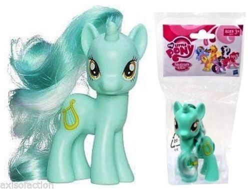 マイリトルポニー ハズブロ hasbro、おしゃれなポニー かわいいポニー ゆめかわいい 【送料無料】My Little Pony Lyra Heartstrings Figure 3