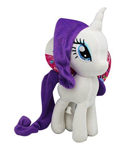 マイリトルポニー ハズブロ hasbro、おしゃれなポニー かわいいポニー ゆめかわいい My Little Pony Friendship is Magic Rarity Plush Toy (8in)マイリトルポニー ハズブロ hasbro、おしゃれなポニー かわいいポニー ゆめかわいい