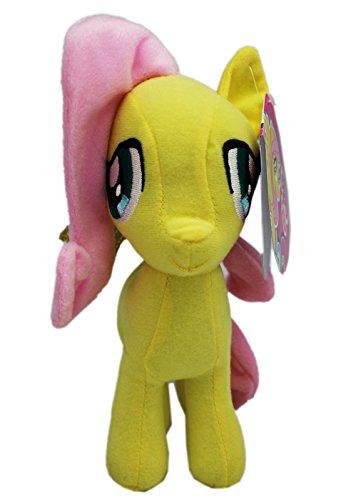 マイリトルポニー ハズブロ hasbro、おしゃれなポニー かわいいポニー ゆめかわいい My Little Pony Friendship is Magic Fluttershy Plush Toy (8in)マイリトルポニー ハズブロ hasbro、おしゃれなポニー かわいいポニー ゆめかわいい
