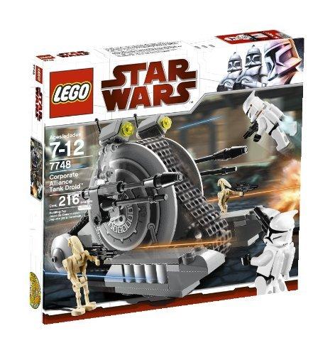 レゴ スターウォーズ 190754 LEGO Star Wars: The Clone Wars Corporate Alliance Tank Droid (7748)レゴ スターウォーズ 190754