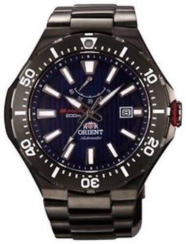 オリエント 腕時計 メンズ SEL07001D0 Orient Men's M-Force Delta Watch SEL07001D0 - Blueオリエント 腕時計 メンズ SEL07001D0