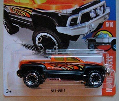 ホットウィール マテル ミニカー ホットウイール 2016 Hot Wheels Off Duty Orange H.W. Hot Trucks 6/10 Card 146/20ホットウィール マテル ミニカー ホットウイール