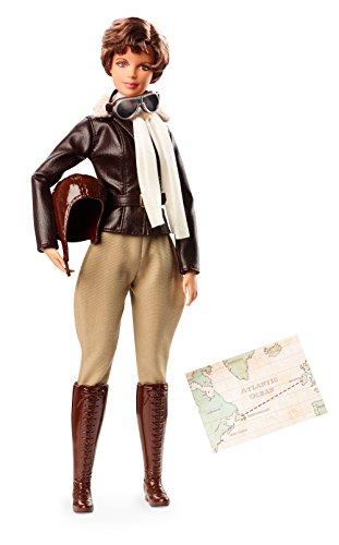 無料ラッピングでプレゼントや贈り物にも。逆輸入並行輸入送料込 バービー バービー人形 日本未発売 【送料無料】Barbie Inspiring Women Amelia Earhart Dollバービー バービー人形 日本未発売