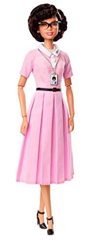 バービー バービー人形 【】Barbie Inspiring Women Series Katherine Johnson Dollバービー バービー人形:angelica
