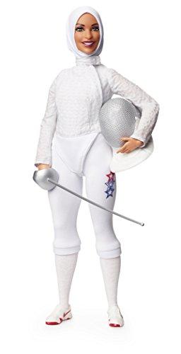 バービー バービー人形 日本未発売 Barbie Ibtihaj Muhammad Dollバービー バービー人形 日本未発売