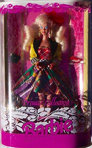 バービー バービー人形 日本未発売 Philippines Private Collection Yellow Jacket/Plaid Skirt Barbie (1994) - Rareバービー バービー人形 日本未発売
