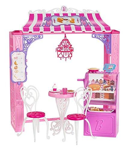 バービー バービー人形 日本未発売 プレイセット アクセサリ 【送料無料】Barbie - Malibu Ave: Bakery - Mattelバービー バービー人形 日本未発売 プレイセット アクセサリ