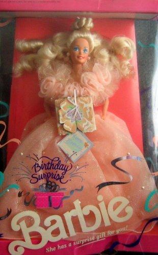 バービー バービー人形 日本未発売 バースデーバービー バースデーウィッシュ Birthday Surprise Barbie Doll w Surprise Gift For You! (1991) by Mattelバービー バービー人形 日本未発売 バースデーバービー バースデーウィッシュ