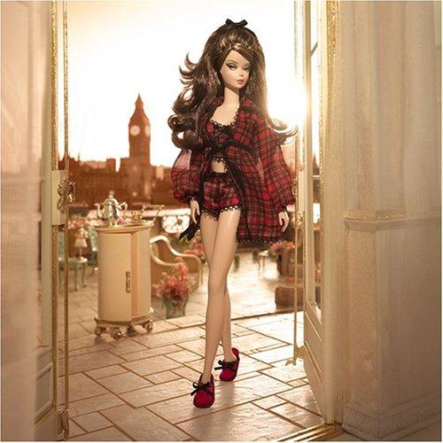 バービー バービー人形 コレクション ファッションモデル ハリウッドムービースター 【送料無料】Barbie Fashion Model Collection: Highland Fling Barbie Dollバービー バービー人形 コレクション ファッションモデル ハリウッドムービースター
