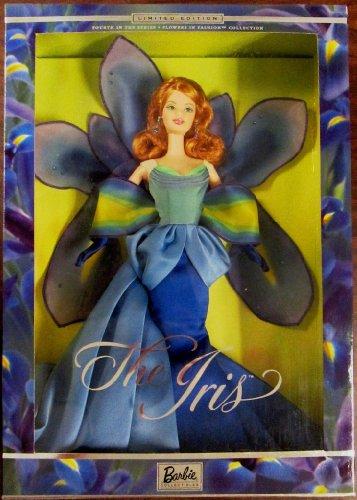 無料ラッピングでプレゼントや贈り物にも。逆輸入並行輸入送料込 バービー バービー人形 バービーコレクター コレクタブルバービー プラチナレーベル 【送料無料】Barbie The Iris Collector Doll 4th in Flowers in Fashion Series   バービー バービー人形 バービーコレクター コレクタブルバービー プラチナレーベル