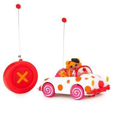 ララループシー 人形 ドール Lalaloopsy Mini Silly Fun House RC Cruiser - 27 MHzララループシー 人形 ドール