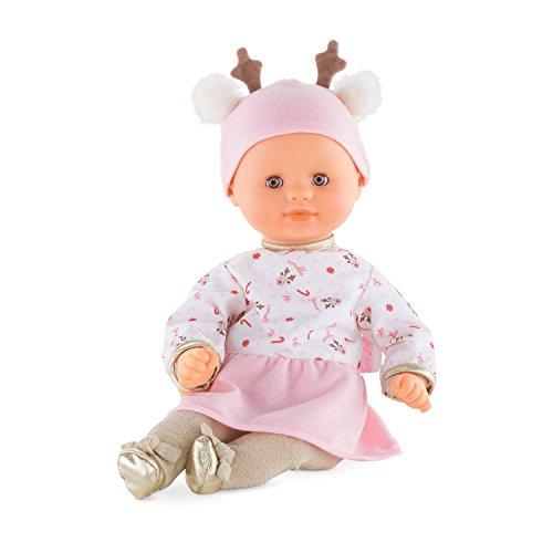 コロール 赤ちゃん 人形 ベビー人形 【送料無料】Corolle Mon Premier Poupon Bebe Calin Happy Reindeer Toy Baby Dollコロール 赤ちゃん 人形 ベビー人形