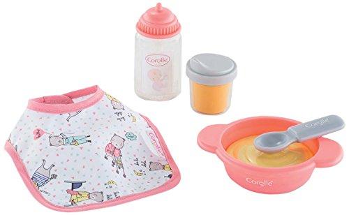 コロール 赤ちゃん 人形 ベビー人形 【送料無料】Corolle Mon Premier Poupon Mealtime Set Toy Baby Dollコロール 赤ちゃん 人形 ベビー人形