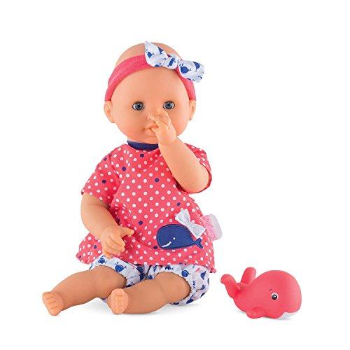 コロール 赤ちゃん 人形 ベビー人形 【送料無料】Corolle Mon Premier Bebe Bath Oceane 12