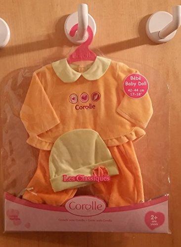 コロール 赤ちゃん 人形 ベビー人形 Corolle Doll Outfit17-18