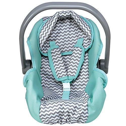 アドラベビードール 赤ちゃん リアル 本物そっくり おままごと 【送料無料】Adora Zig Zag Baby Doll Car Seat - Perfect Baby Doll Carrier & Accessory For Kids 2+アドラベビードール 赤ちゃん リアル 本物そっくり おままごと