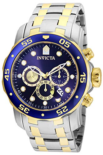 腕時計 インヴィクタ インビクタ プロダイバー メンズ 【送料無料】Invicta Men's Pro Diver Quartz Watch with Stainless Steel Strap, Silver, 26 (Model: 24849)腕時計 インヴィクタ インビクタ プロダイバー メンズ