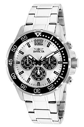 インヴィクタ インビクタ 腕時計 メンズ 【送料無料】Invicta Men's Specialty Quartz Watch with Stainless Steel Strap, Silver, 22 (Model: 25753)インヴィクタ インビクタ 腕時計 メンズ