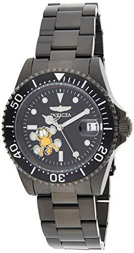 インヴィクタ インビクタ 腕時計 メンズ 【送料無料】Invicta Men's Automatic-self-Wind Watch with Stainless-Steel Strap, Black, 14 (Model: 24863)インヴィクタ インビクタ 腕時計 メンズ