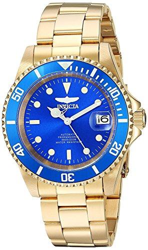 インヴィクタ インビクタ 腕時計 メンズ Invicta Men's Connection Automatic-self-Wind Watch with Stainless-Steel Strap, Gold, 20 (Model: 24763)インヴィクタ インビクタ 腕時計 メンズ