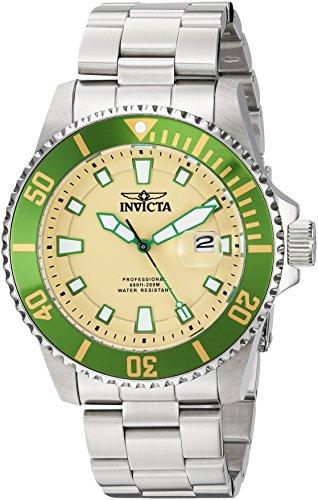 インヴィクタ インビクタ プロダイバー 腕時計 メンズ 【送料無料】Invicta Men's Pro Diver Quartz Watch with Stainless-Steel Strap, Silver, 22 (Model: 90293)インヴィクタ インビクタ プロダイバー 腕時計 メンズ