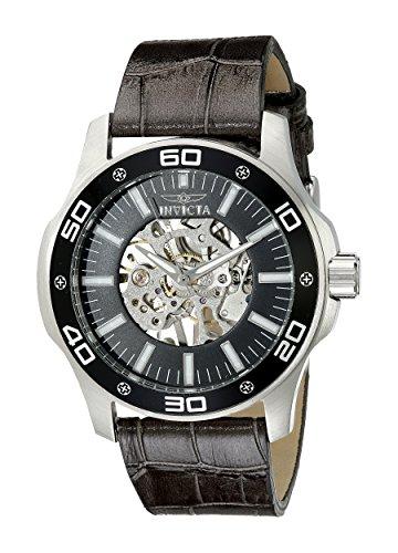 インヴィクタ インビクタ 腕時計 メンズ Invicta Men's 17258 Specialty Analog Display Mechanical Hand Wind Grey Watchインヴィクタ インビクタ 腕時計 メンズ