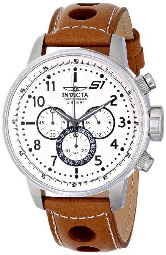 インヴィクタ インビクタ 腕時計 メンズ 【送料無料】Invicta Men's 16009 S1 Rally Analog Display Japanese Quartz Brown Watchインヴィクタ インビクタ 腕時計 メンズ