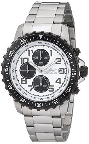 インヴィクタ インビクタ 腕時計 メンズ Invicta Men's 5999 Pilot Collection Stainless Steel Chronograph Watchインヴィクタ インビクタ 腕時計 メンズ
